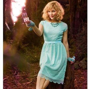 Shabby Apple Alice Dress in light blue